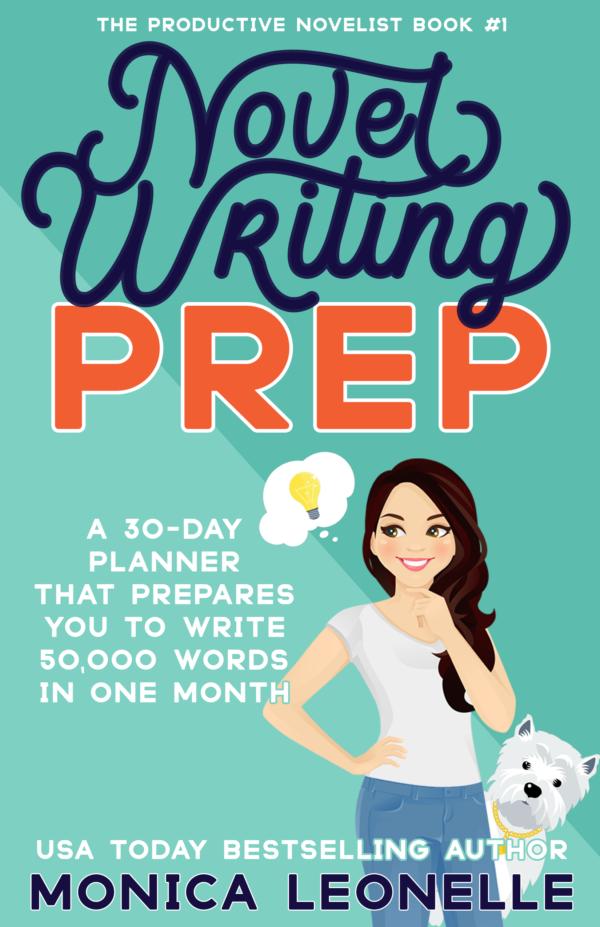 Novel Writing Prep