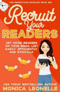 Recruit Your Readers – March 30, 2021