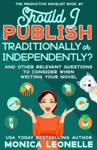 Should I Publish Traditionally or Independently? – February 9, 2021